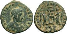 Ancient Coins - Crispus, AE3, 320, Lugdunum - RIC VII, 83