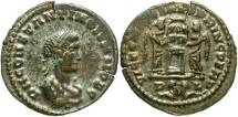 Ancient Coins - Roman Imperial, Constantine II, AE3, 320, Lugdunum - RIC VII, 90 (Ex Langtoft Hoard)