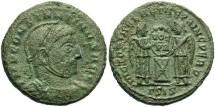 Ancient Coins - Constantine I, AE3, 318-319, Siscia, Officina 3 - RIC VII, 54