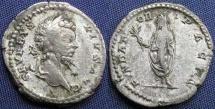 Ancient Coins - Roman Imperial, Septimius Severus, AR Denarius, 202-210, Rome -  RIC IV, Part I, 265