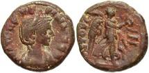 Ancient Coins - Severina, AE Tetradrachm, 275 (Year 7), Egypt-Alexandria - Emmett 3968; Milne 4477; Curtis 1827; BMC 2379 (Ex Keith Emmett Collection)