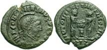 "Ancient Coins - ""Constantine I"", AE3, VLPP Imitative Type, ""Siscia"" Mint"