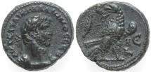 Ancient Coins - Gallienus, AE Tetradrachm, 267/268 (Year 15), Egypt-Alexandria - Emmett 3807; Milne 4176; Curtis 1592; BMC 2230 variant; Dattari 5276 (Ex Keith Emmett Collection)