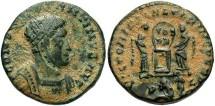 Ancient Coins - Constantine I, AE3, 320, Lugdunum - RIC VII, 79