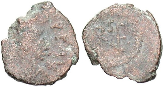Ancient Coins - Leo I, AE4, c.468-473, Late Period, Constantinople - RIC X, 688