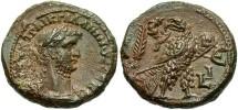 Ancient Coins - Gallienus, AE Tetradrachm, 267/268 (Year 15), Egypt-Alexandria - Emmett 3807; Milne 4176-7 variant; Curtis 1592-3 variant; BMC 2230 variant; Dattari 5276 (Ex Keith Emmett Collect.)