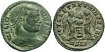 Ancient Coins - Licinius I, AE3, 319, Siscia, Officina 1 - RIC VII, 86