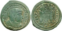 "Ancient Coins - ""Constantine I"", AE3, 319-320, London mint type - RIC VII, 154 for type"