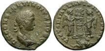 Ancient Coins - Constantine II, AE3, 319-320, Lugdunum - RIC VII, 76