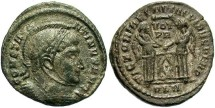 Ancient Coins - Constantine I, AE3, 319-320, London - RIC VII, 161
