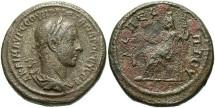 Ancient Coins - Severus Alexander as Augustus, AR Tetradrachm, 225/226 (Year 5), Egypt-Alexandria - Emmett 3135; Milne 2975 (Ex Keith Emmett Collection)