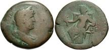 Ancient Coins - Hadrian, AE Hemidrachm, 133/134 (Year 18), Egypt-Alexandria - Emmett 1090; Milne 1434 (Ex Keith Emmett Collection)