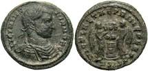 Ancient Coins - Licinius II, AE3, 319-320, Siscia, Officina 1 - RIC VII, 98