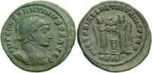 Ancient Coins - Constantine I, AE3, 319, Siscia, Officina 5 - RIC VII, 59