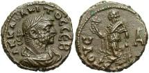 Ancient Coins - Tacitus, AE Tetradrachm, 275/276 (Year 1), Egypt-Alexandria - Emmett 3975; Milne 4494-6; Curtis 1840-2; BMC 2404; K 1115 (Ex Keith Emmett Collection)