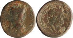 Ancient Coins - Judaea, Caesarea Maritima, Hadrian, AD 117-138.