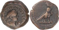 Ancient Coins - Egypt, Alexandria, Domitian, AD 81-96. Horus