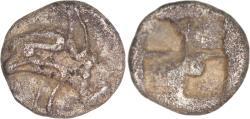 Ancient Coins - Ionia, Phokaia (or Teos), c. 530-510 BC. AR, tetartemorion