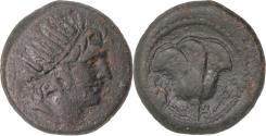 Ancient Coins - Islands off Caria, Rhodes. c. 88-85 BC. AE 28