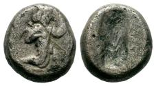 Ancient Coins - Persia, Achaemenid empire, temp. of Darios I to Xerxes I, c. 505-480 BCE - AR siglos