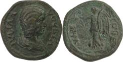 Ancient Coins - Macedon, Stobi, Julia Domna, AD 193-217.