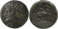 Ancient Coins - Sicily, Syracuse, c. 275-215 BC, time of Hiero II. AE 27