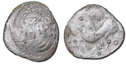 Ancient Coins - EASTERN CELTS. 3rd-2nd century BC. Tetradrachm.