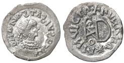 World Coins - Migration Gepids Theoderic the Great 504 - 526. Half siliqua. XF. R2