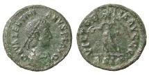 Valentinian I. 364-375 AD. Æ13. EF