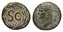 Ancient Coins - Syria. Antioch Seleucis and Pieria Domitian AS 81-96 AD.