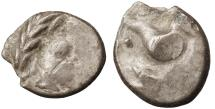 Ancient Coins - Tetradrachm EASTERN CELTS. 3rd-2nd century BC.