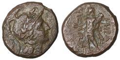 Ancient Coins - Lucania Herakleia 281-100 BC Bronze XF