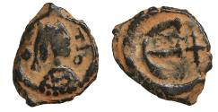 Ancient Coins - Justinian I 527-565 Æ Pentanummium VF\XF