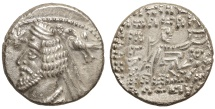 Parthian Kingdom. Phraates IV. Ca. 38-2 B.C. AR drachm