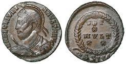 Ancient Coins - Julian II AD 360-363 Heraclea Follis UNC