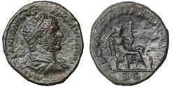 Ancient Coins - Caracalla, 198-217. Sestertius Securitas \ VF+