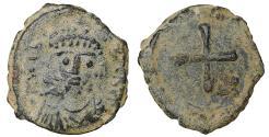 Ancient Coins - Tiberius II Constantine 578-582 Æ Decanummium VF\XF