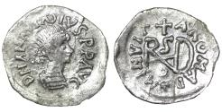 World Coins - Ostrogots Gepids Theoderic the Great AD 491-518 Half Siliqua Rare. XF