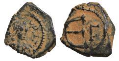 Ancient Coins - Anastasius I 491-518 Æ pentanummium VF+
