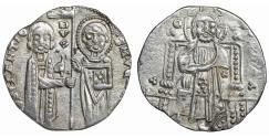 World Coins - VENICE Giovanni Soranzo 1312-1328 Grosso UNC