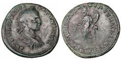 Ancient Coins - Moesia Inferior. Marcianopolis. Elagabalus Æ25 \ 218-222 AD \ VF\XF