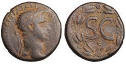Ancient Coins - Trajan. 98-117 AD. Antioch, Syria. AE26. Scarce. XF