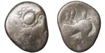 Ancient Coins - Tetradrachm \ EASTERN CELTS. 3rd-2nd century BC.