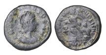Ancient Coins - ARCADIUS 383-408 AD AE4 SALVS REI-PVBLICAE