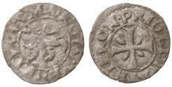 World Coins - Venice Girolamo Priuli 1559-1567 AD Carzia for Cyprus aXF Medieval Italy