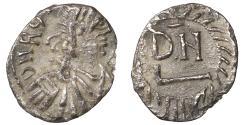 World Coins - Barbaric VANDALS King Thrasamund 496-523 Half siliqua Carthage XF R2 Old cabinet tone
