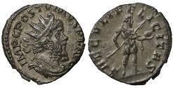 Ancient Coins - Postumus. 260-269 AD. AR Antoninianus. Colonia Agrippina (Köln) XF+
