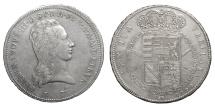 World Coins - Florence / Firenze Ferdinans III Lorena. Francescone 1799. R3. XF