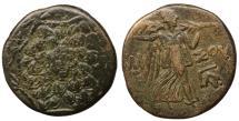 Ancient Coins - Amisos Pontos Bronze unit 100 BC. VF\XF \ Greek coin