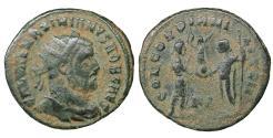 Ancient Coins - Maximianus First reign 286-305 AD Æ antoninianus aXF